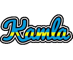 Kamla sweden logo