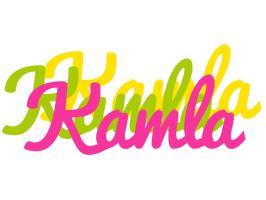 Kamla sweets logo