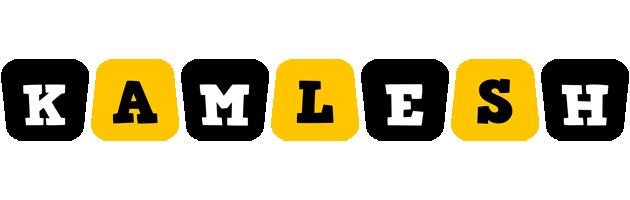Kamlesh boots logo
