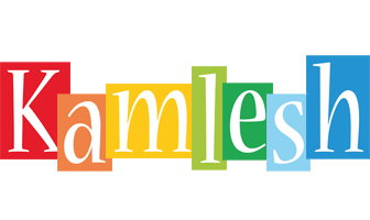Kamlesh colors logo