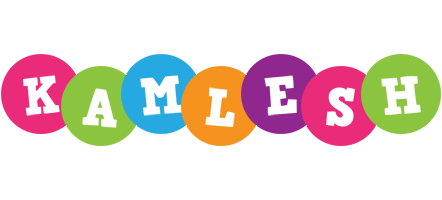Kamlesh friends logo