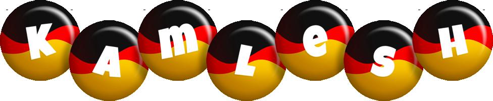 Kamlesh german logo
