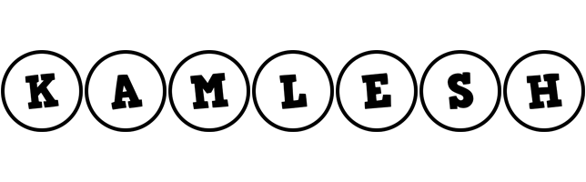 Kamlesh handy logo