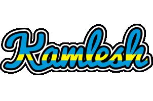 Kamlesh sweden logo