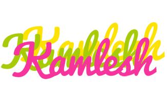Kamlesh sweets logo