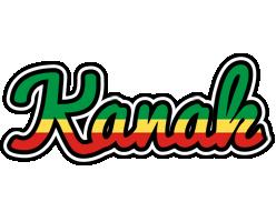 Kanak african logo