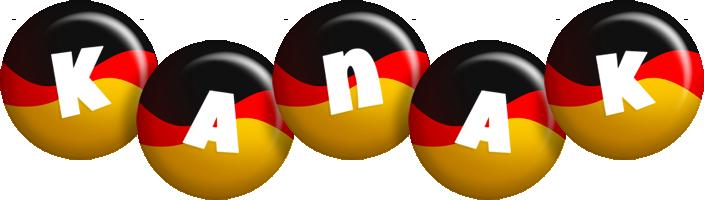 Kanak german logo