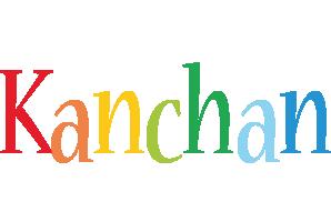 Kanchan birthday logo