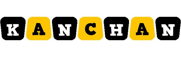 Kanchan boots logo