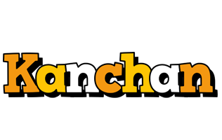 Kanchan cartoon logo