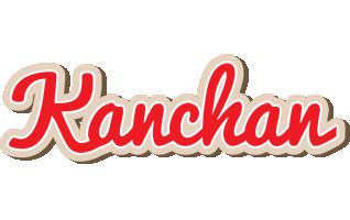 Kanchan chocolate logo