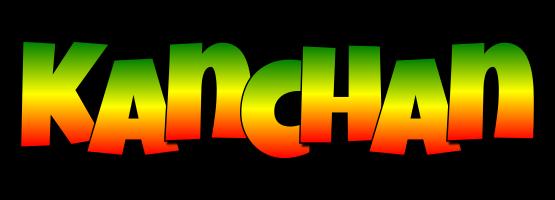 Kanchan mango logo