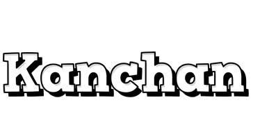 Kanchan snowing logo