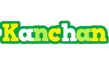 Kanchan soccer logo