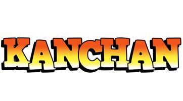 Kanchan sunset logo