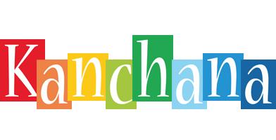Kanchana colors logo