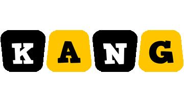 Kang boots logo