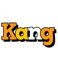 Kang cartoon logo