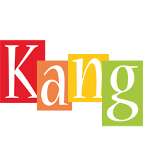 Kang colors logo