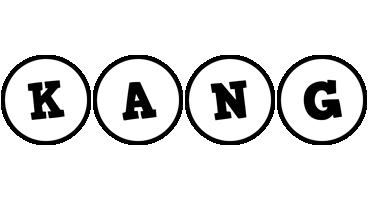 Kang handy logo