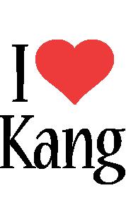 Kang i-love logo