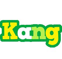 Kang soccer logo