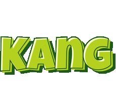 Kang summer logo