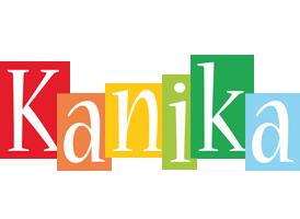 Kanika colors logo