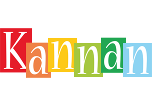 Kannan colors logo