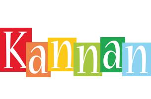 Kannan colors logo