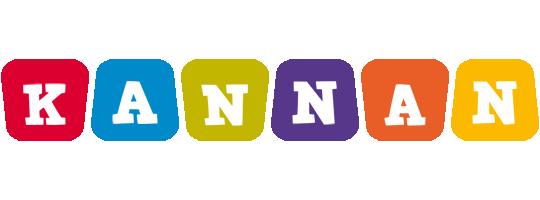 Kannan kiddo logo