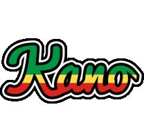 Kano african logo