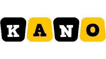 Kano boots logo