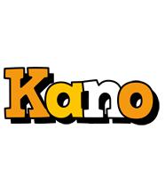 Kano cartoon logo