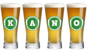 Kano lager logo