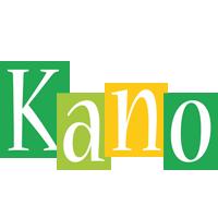 Kano lemonade logo