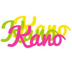 Kano sweets logo