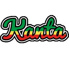 Kanta african logo
