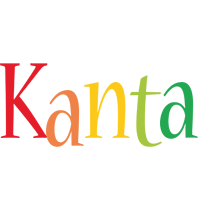 Kanta birthday logo