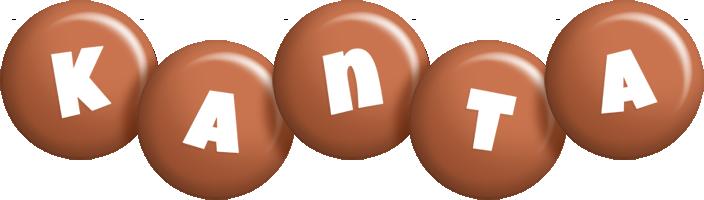 Kanta candy-brown logo