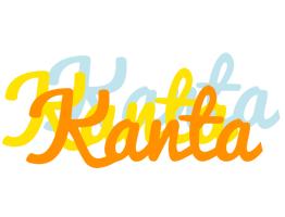 Kanta energy logo