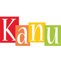 Kanu colors logo