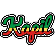 Kapil african logo
