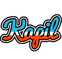 Kapil america logo