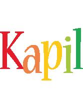 Kapil birthday logo