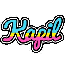Kapil circus logo