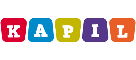 Kapil daycare logo