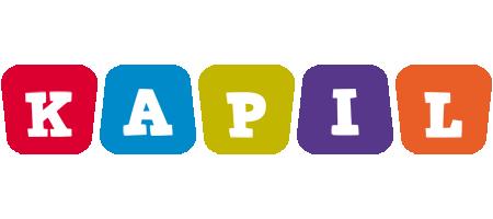 Kapil kiddo logo