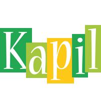 Kapil lemonade logo