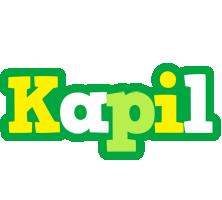Kapil soccer logo